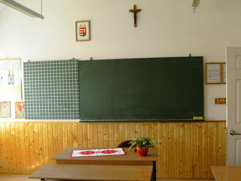 Alsós osztályterem