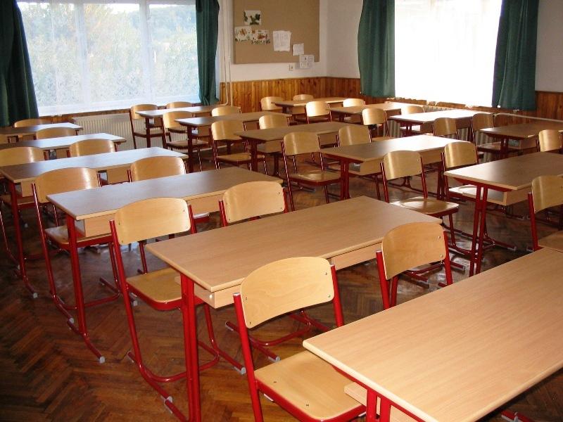 Felsős osztályterem