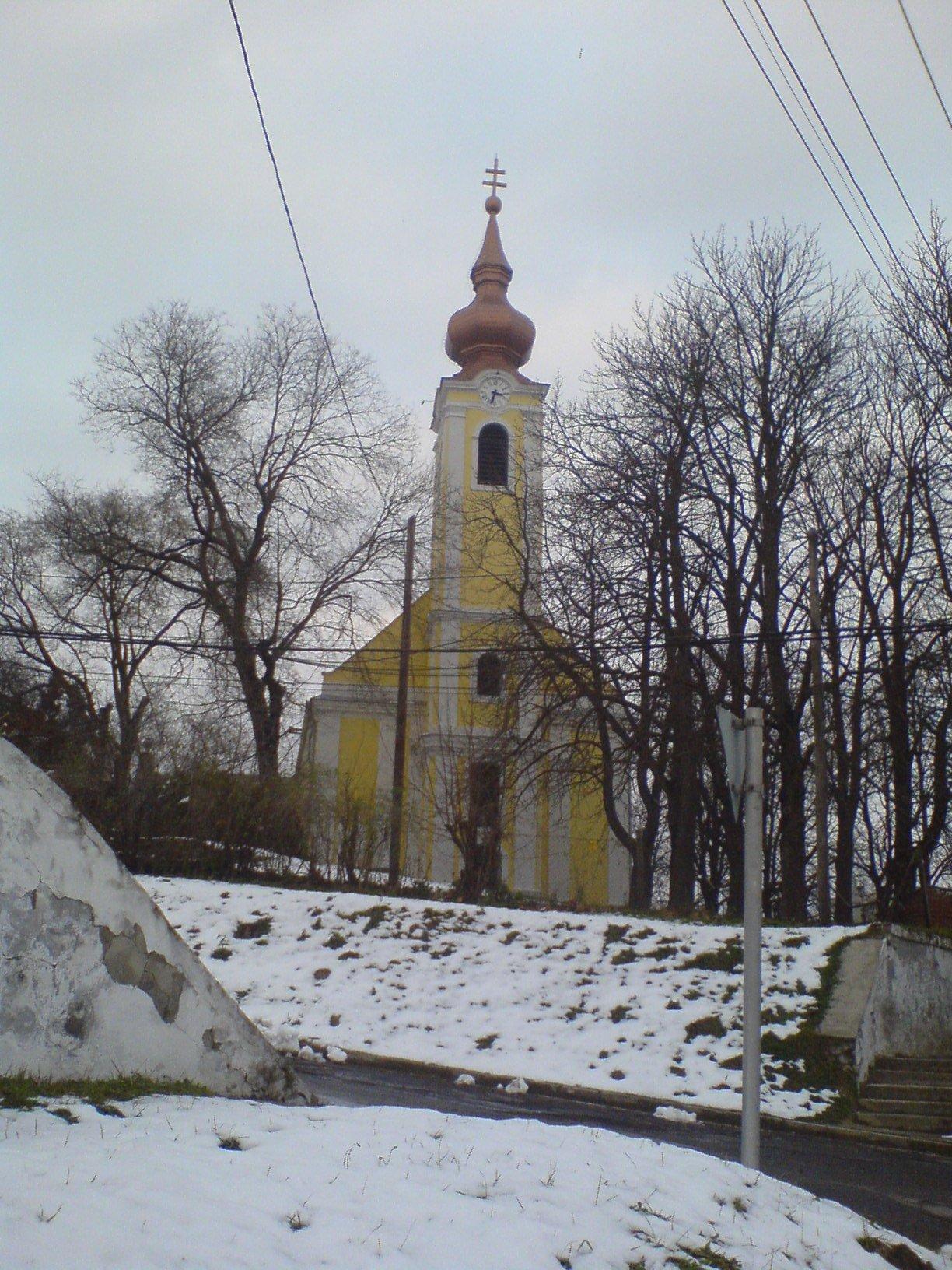 Római Katolikus templom Tab