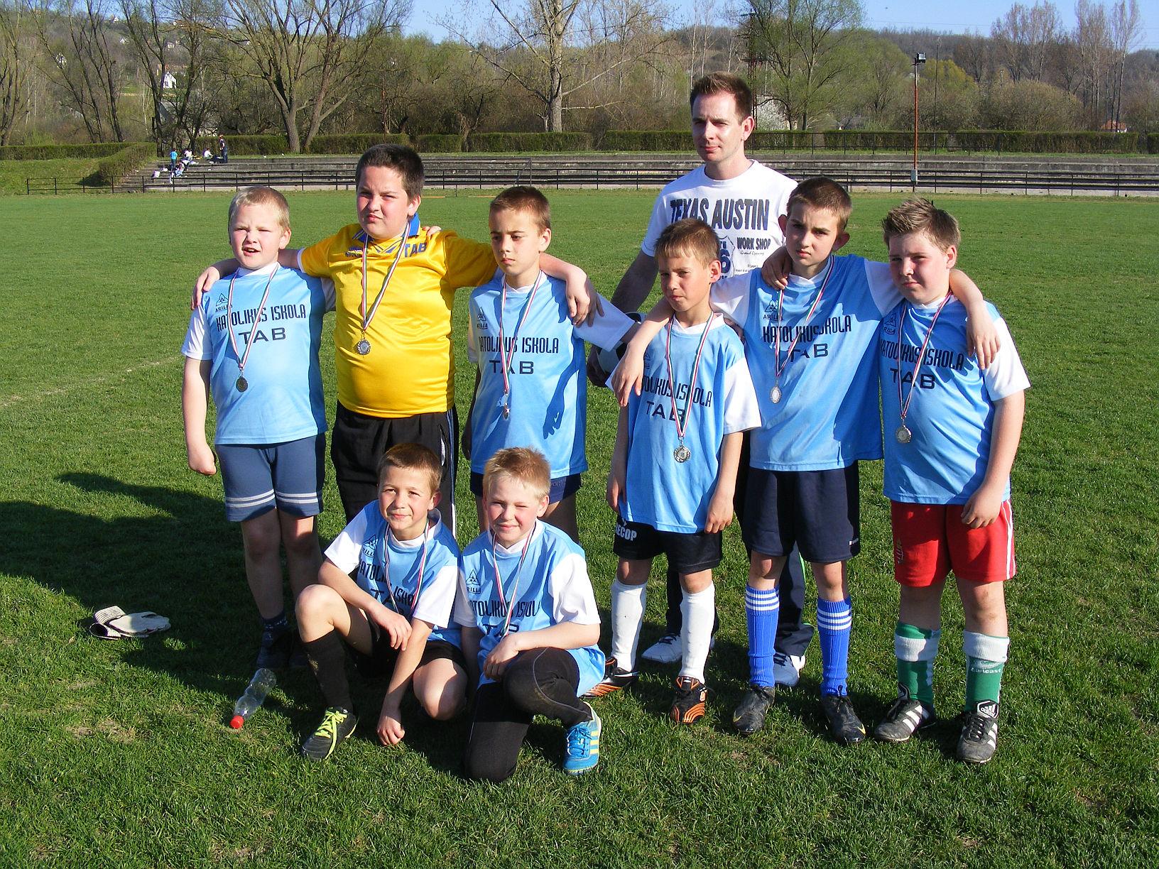 A 2013-mas csapat